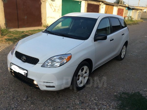 Toyota Matrix, 2003 год, 350 000 руб.