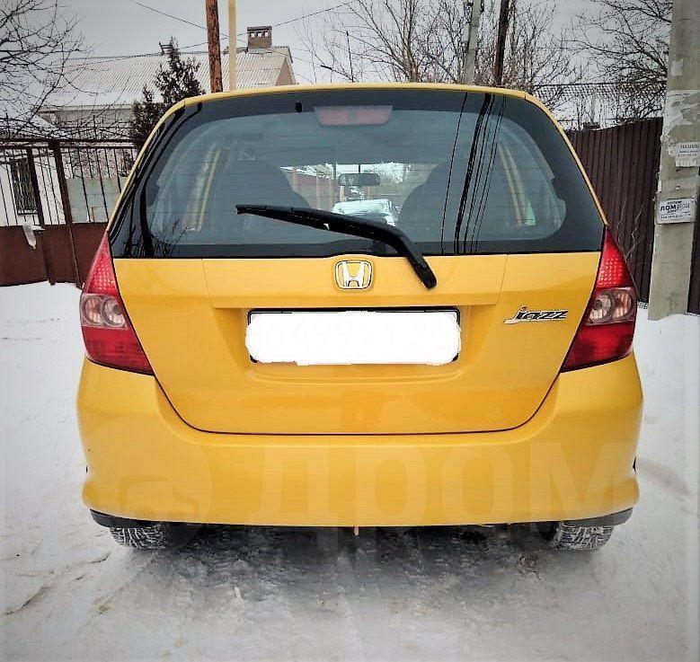продажа Honda Jazz 2008 в ростове на дону все железо родное 1300