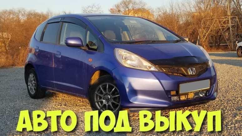 Honda Fit, 2013 год, 490 000 руб.