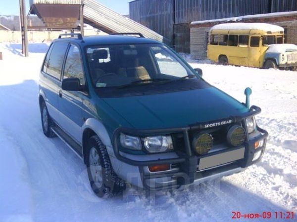 Mitsubishi RVR, 1992 год, 110 000 руб.