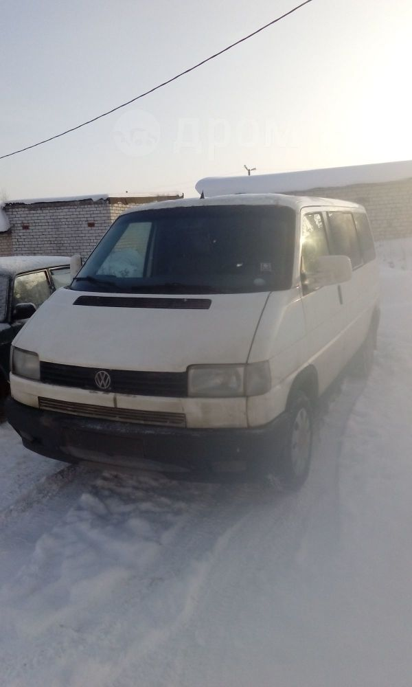 Volkswagen Multivan, 1994 год, 285 000 руб.