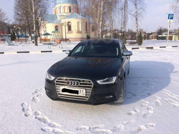 Audi A4, 2013 год, 945 000 руб.