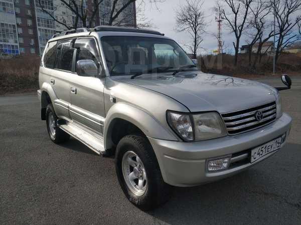 Toyota Land Cruiser Prado, 2000 год, 390 000 руб.