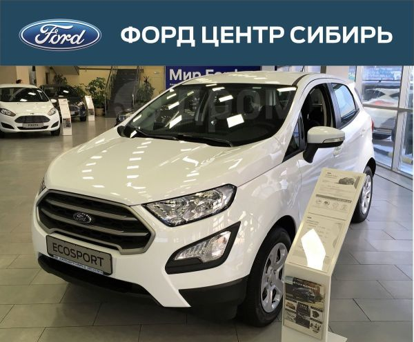 Ford EcoSport, 2018 год, 1 296 000 руб.