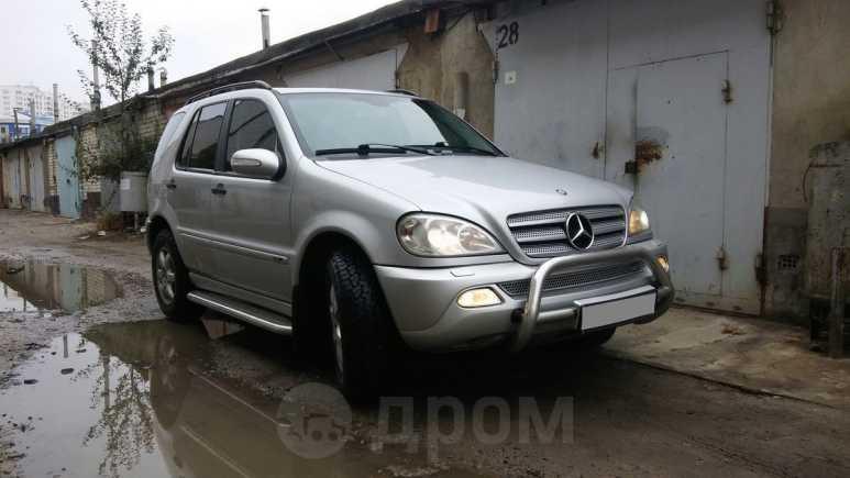 Mercedes-Benz M-Class, 2003 год, 410 000 руб.