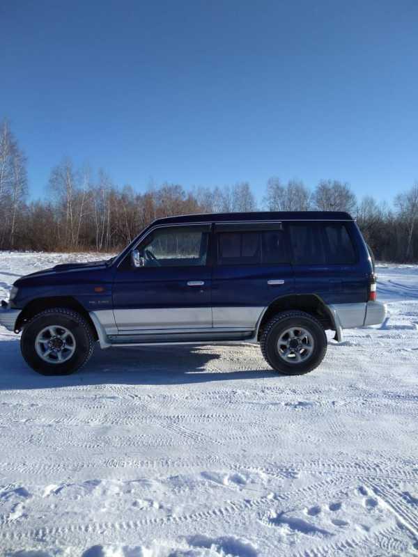 Mitsubishi Pajero, 1999 год, 490 000 руб.