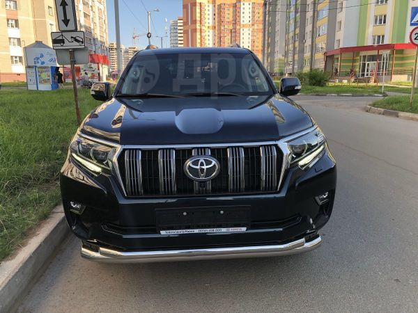 Toyota Land Cruiser Prado, 2018 год, 3 550 000 руб.