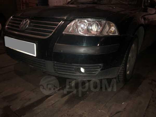 Volkswagen Passat, 2001 год, 115 000 руб.