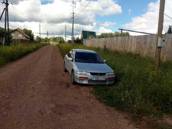 Mazda Familia, 1995 год, 110 000 руб.