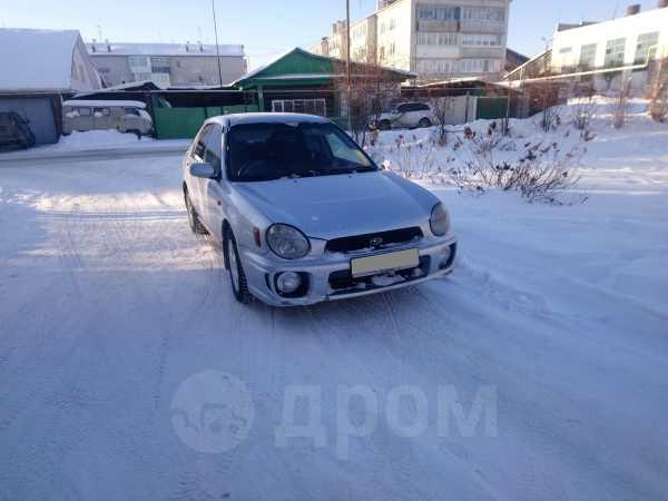 Subaru Impreza, 2001 год, 200 000 руб.