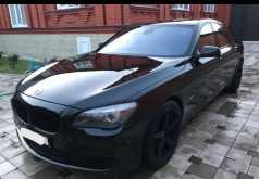 Грозный BMW 7-Series 2009