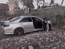 Иркутск Toyota Camry 2008