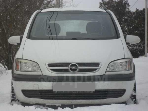 Opel Zafira, 2003 год, 350 000 руб.