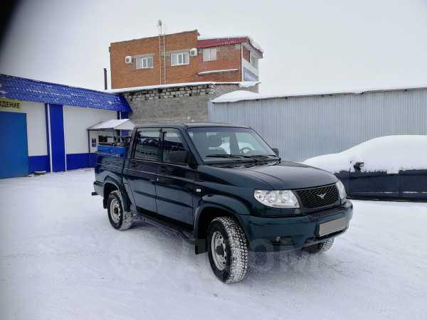 УАЗ Патриот Пикап, 2010 год, 355 000 руб.