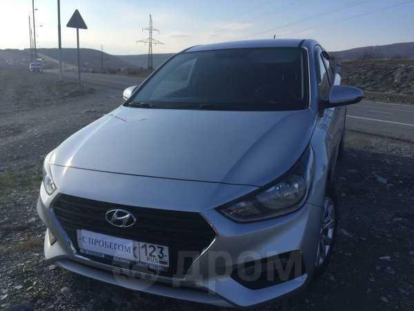 Hyundai Solaris, 2017 год, 829 000 руб.