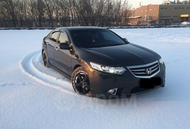 Honda Accord, 2012 год, 710 000 руб.