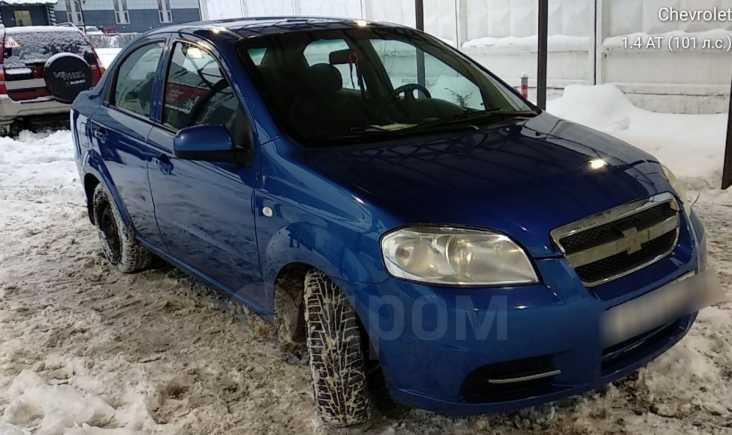 Chevrolet Aveo, 2010 год, 320 000 руб.