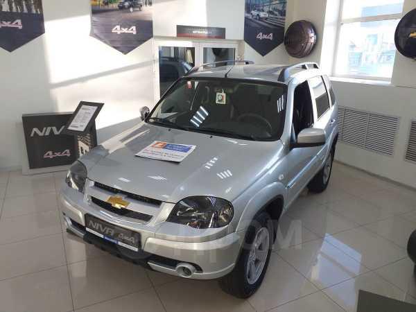 Chevrolet Niva, 2018 год, 821 990 руб.