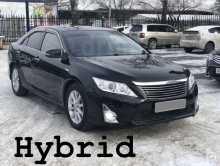 Хабаровск Toyota Camry 2012