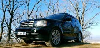 Артём Range Rover Sport
