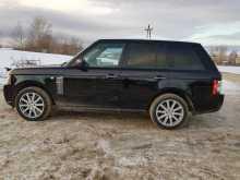 Челябинск Range Rover 2011