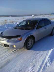 Chrysler Sebring, 2002 г., Новосибирск