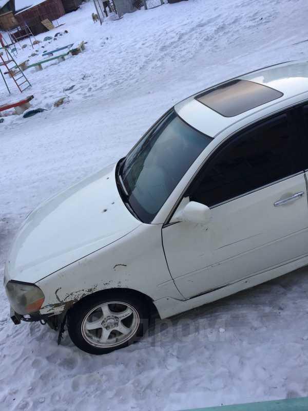Toyota Mark II, 2001 год, 70 000 руб.