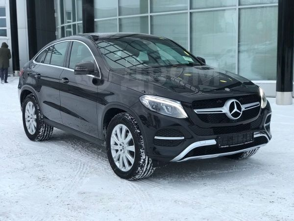 Mercedes-Benz GLE Coupe, 2018 год, 4 890 000 руб.