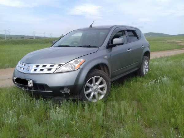 Nissan Murano, 2004 год, 500 000 руб.