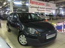 Оренбург Ford Fiesta 2008