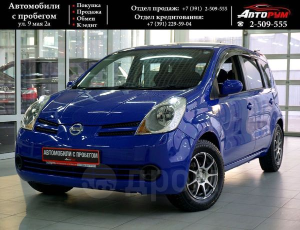 Nissan Note, 2005 год, 347 000 руб.
