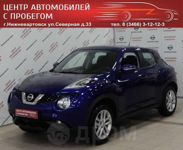 Nissan Juke, 2017 год, 1 075 000 руб.