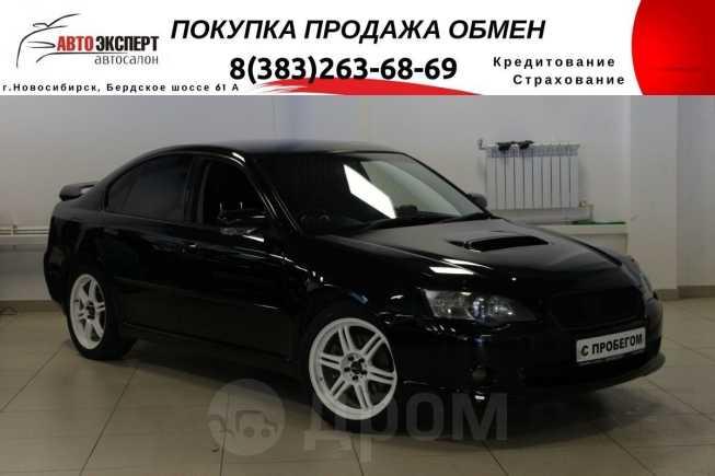 Subaru Legacy B4, 2003 год, 550 000 руб.