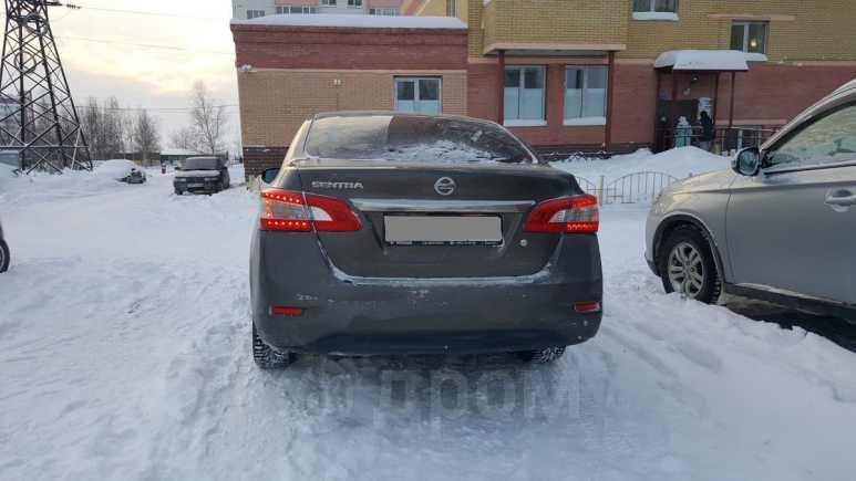Nissan Sentra, 2015 год, 765 000 руб.