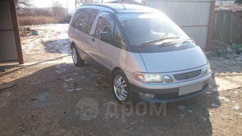 Toyota Estima Emina, 1995 год, 260 000 руб.