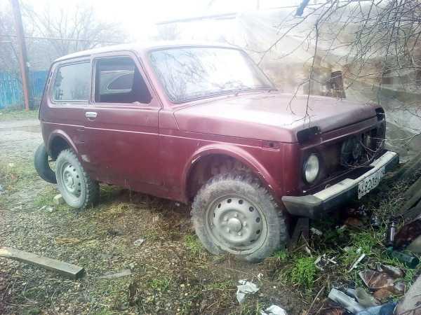 Лада 4x4 2121 Нива, 1995 год, 65 000 руб.