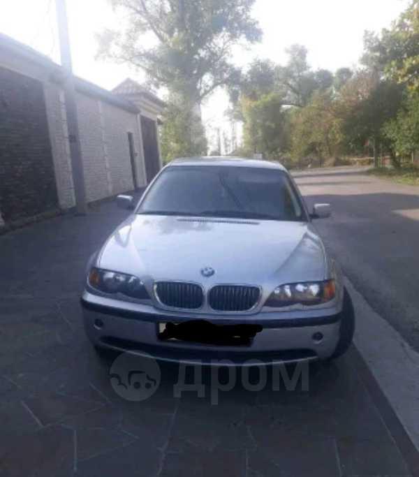 BMW 3-Series, 2002 год, 420 000 руб.