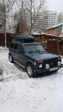 Москва 4x4 2131 Нива 2015