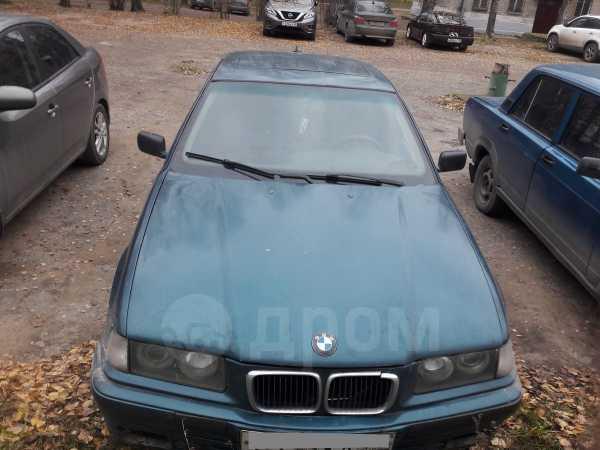 BMW 3-Series, 1996 год, 40 000 руб.