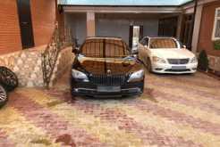 Грозный BMW 7-Series 2008