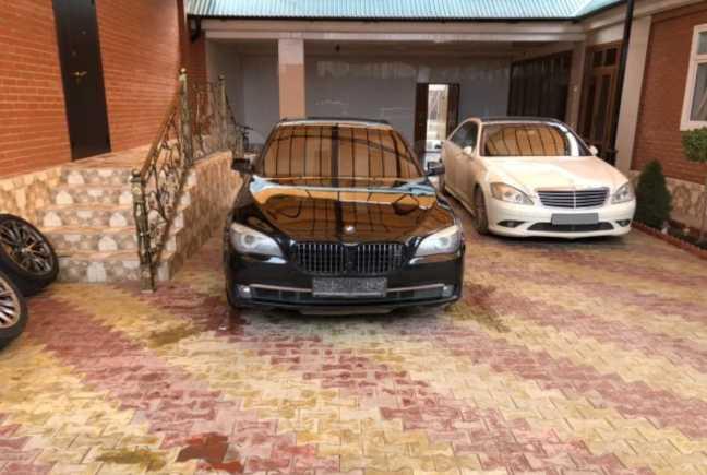 BMW 7-Series, 2008 год, 699 000 руб.