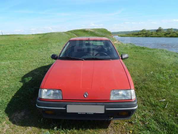 Renault 19, 1992 год, 60 000 руб.