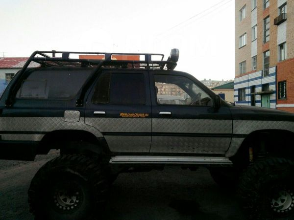 Toyota Hilux Surf, 1990 год, 650 000 руб.