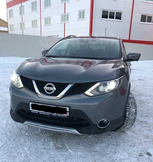 Nissan Qashqai, 2017 год, 1 490 000 руб.