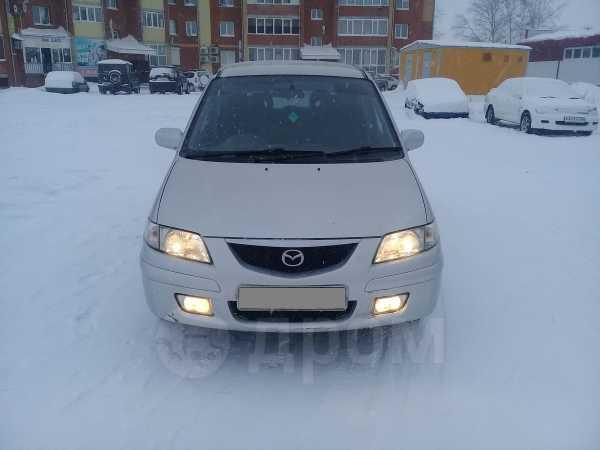 Mazda Premacy, 2000 год, 245 000 руб.
