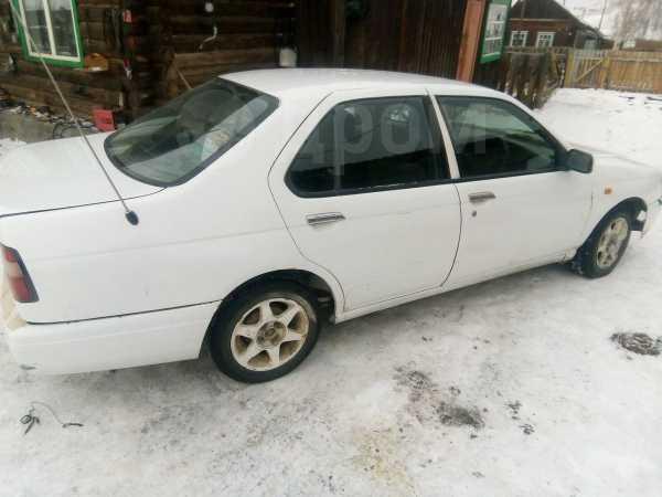 Nissan Bluebird, 2000 год, 95 000 руб.