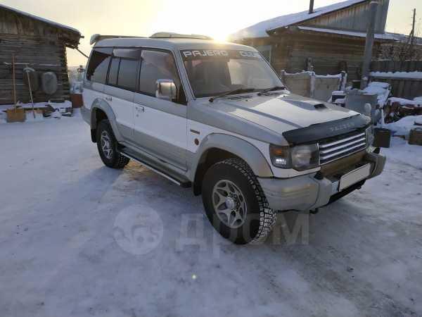 Mitsubishi Pajero, 1996 год, 550 000 руб.