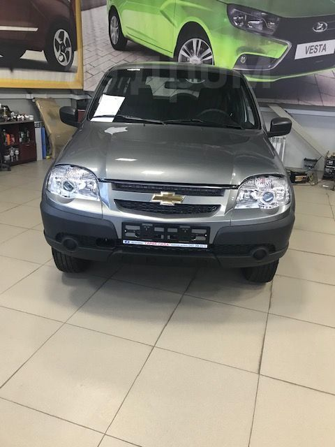 Chevrolet Niva, 2018 год, 645 000 руб.