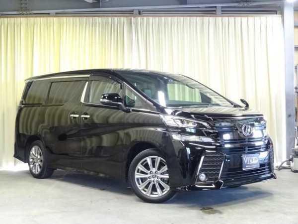Toyota Vellfire, 2016 год, 2 100 000 руб.