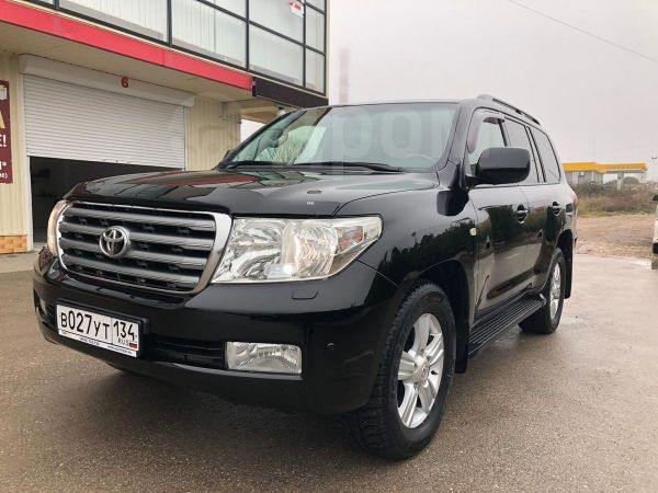 Toyota Land Cruiser, 2008 год, 1 890 000 руб.